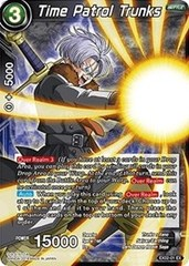 Time Patrol Trunks - EX02-01 - EX