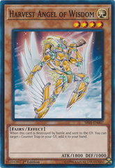 Harvest Angel of Wisdom - SR05-EN007 - Common - 1st Edition on Channel Fireball