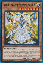 Neo-Parshath, the Sky Paladin - SR05-EN004 - Common - 1st Edition on Channel Fireball