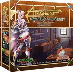 Argent: Mancers O/T University Expansion 2nd Ed