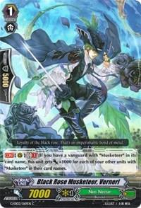 Black Rose Musketeer, Verneri - G-EB02/069EN - C