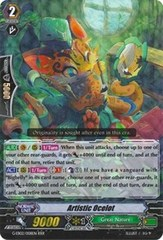 Artistic Ocelot - G-EB02/008EN - RRR on Channel Fireball