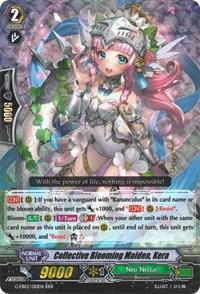 Collective Blooming Maiden, Kera - G-EB02/010EN - RRR