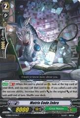 Matrix Code Zebra - G-EB02/057EN - C