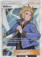 Volkner - 156/156 - Full Art Ultra Rare