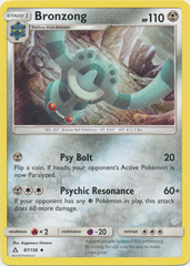 Bronzong - 87/156 - Uncommon on Channel Fireball