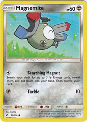 Magnemite - 80/156 - Common