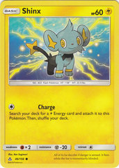 Shinx - 46/156 - Common