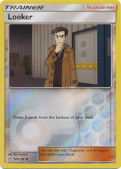 Looker - 126/156 - Uncommon - Reverse Holo