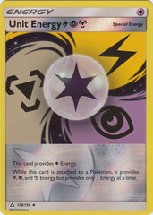 Unit Energy LPM - 138/156 - Uncommon - Reverse Holo