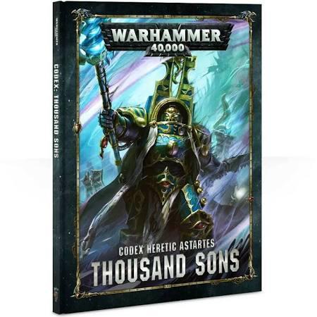 Codex: Thousand Sons (Hb) (Eng)