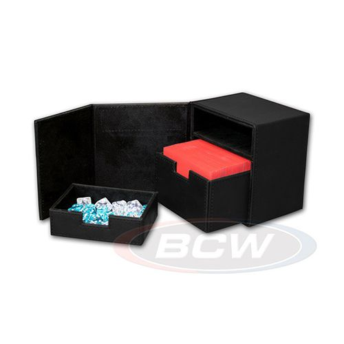 Bcw Commander Lx Deck Locker Black (1-Dccmd-Lx-Blk)