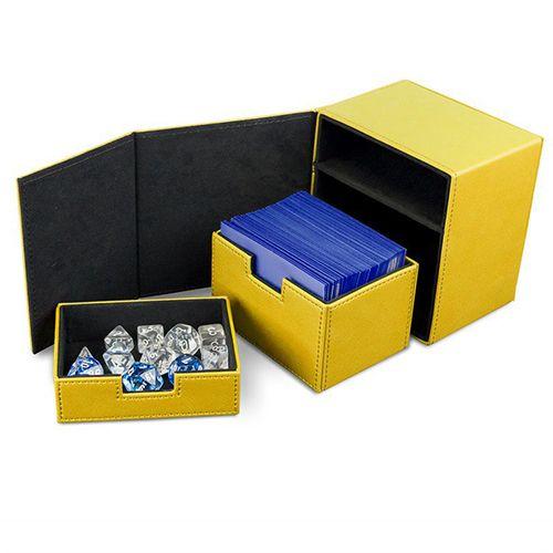 Bcw Commander Lx Deck Locker Yellow (1-Dccmd-Lx-Ylw)