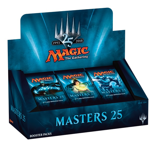 Magic the Gathering Masters 25 Booster Box