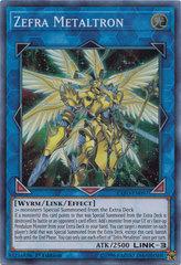 Zefra Metaltron - EXFO-EN097 - Super Rare - 1st Edition