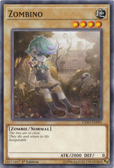 Zombino - EXFO-EN001 - Common - 1st Edition