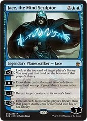 Jace, the Mind Sculptor on Channel Fireball