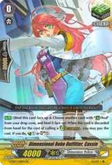 Dimensional Robo Outfitter, Cassie - G-EB03/018EN - RR on Channel Fireball