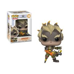 Pop! Games 308: Overwatch - Junkrat