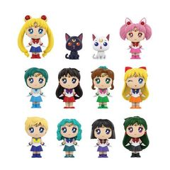 Mystery Minis: Sailor Moon (x1)