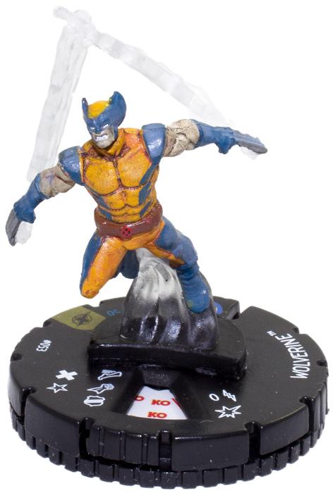 WizKids Marvel Heroclix X-Men Xavier/'s School  Leech 024 Uncommon