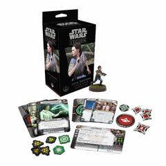 (SWL12)   Star Wars: Legion - Princess Leia Organa Commander Expansion