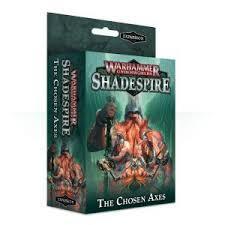 Wh Underworlds: The Chosen Axes (Eng)