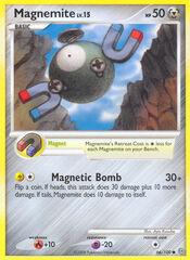 Magnemite - 66/100 - Common