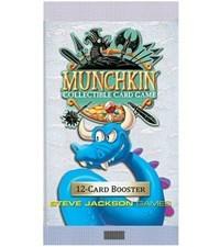 Munchkin CCG: Season 1 Booster Pack