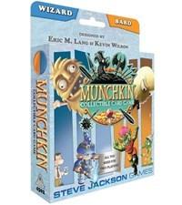 Munchkin CCG: Wizard & Bard Starter Set