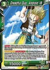 Dreadful Duo, Android 18 - BT3-065 - C