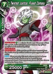 Twisted Justice, Fused Zamasu - BT3-076 - R