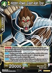 Hidden Power Great Ape Tora - BT3-096 - UC