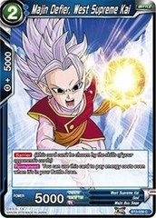 Majin Defier, West Supreme Kai - BT3-039 - C