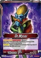 Dr. Myuu // Scheming Dr. Myuu - BT3-002 - UC