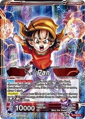 Pan // Pan, Ready to Fight - BT3-001 - R