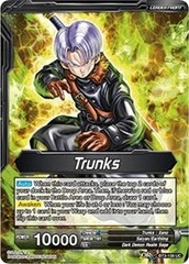 Trunks // Super Saiyan Trunks, Protector of Time - BT3-108 - UC
