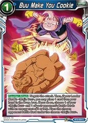Buu Make You Cookie (Foil) - BT3-054 - C on Channel Fireball
