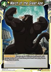 March of the Great Ape (Foil) - BT3-106 - C