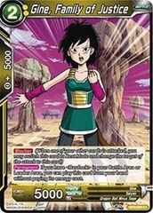 Gine, Family of Justice (Foil) - BT3-087 - C
