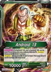 Android 13 // Thirst for Destruction, Android 13 (Foil) - BT3-056 - UC