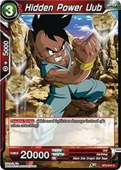 Hidden Power Uub (Foil) - BT3-014 - C