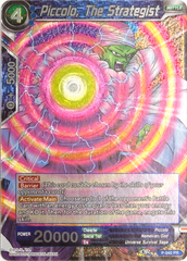 Piccolo, The Strategist - P-040 - PR