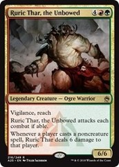 Ruric Thar, the Unbowed - Masters 25