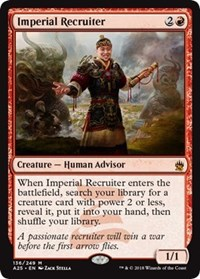 Imperial Recruiter - Foil