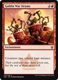 Goblin War Drums - Foil