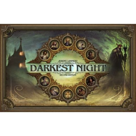 Darkest Night: Second Edition (2E)