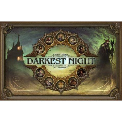 Darkest Night: Second Edition (2E)