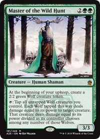 Master of the Wild Hunt - Foil