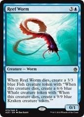 Reef Worm - Foil